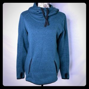 Old Navy cowl neck hoodie sweater